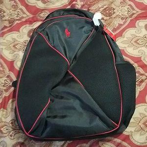 Ralph lauren polo backpack
